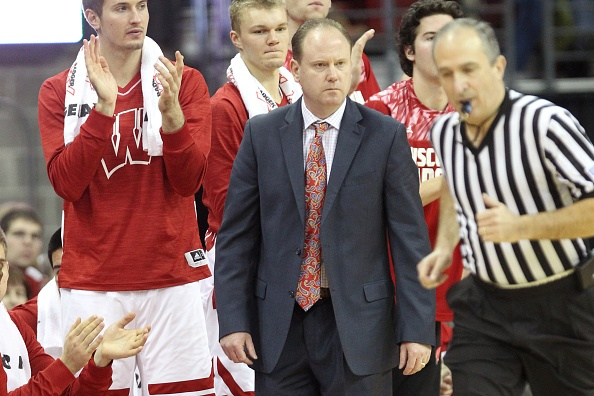 PHOTOS: Badgers v. Scarlet Knights at the Kohl Center, 79-57