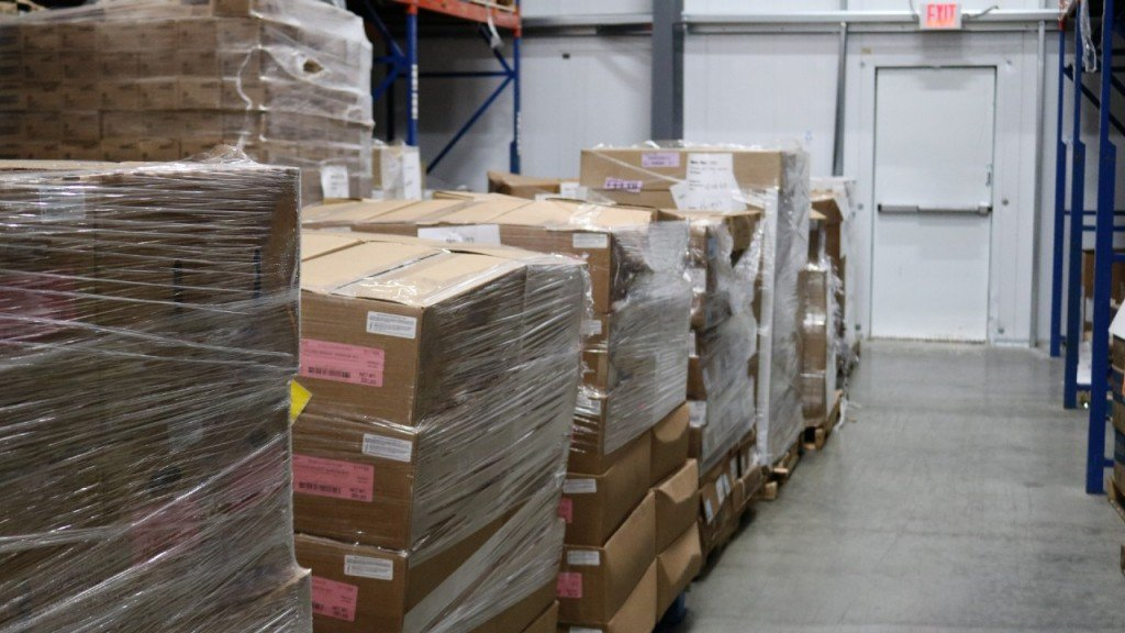 Hy-Vee Meat District Donation