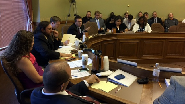 Fetal tissue bill heads to full Assembly after committee vote