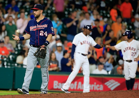 Astros blow out Twins in Houston