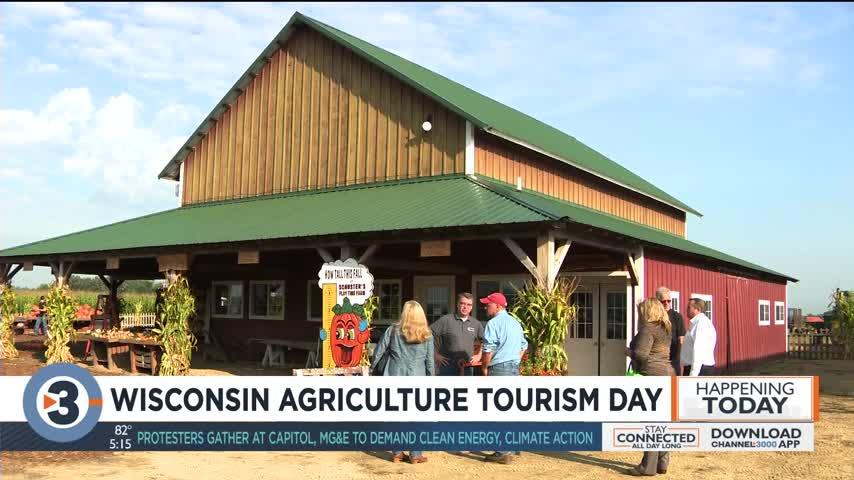 Wisconsin Agriculture Tourism Day