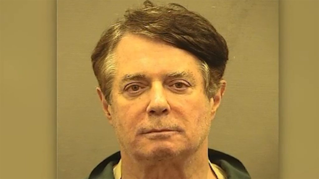 Manafort drops appeal of civil case against Mueller