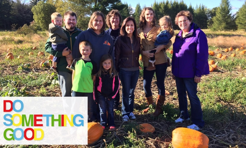 Family starts pumpkin farm event to help boy needing surgery