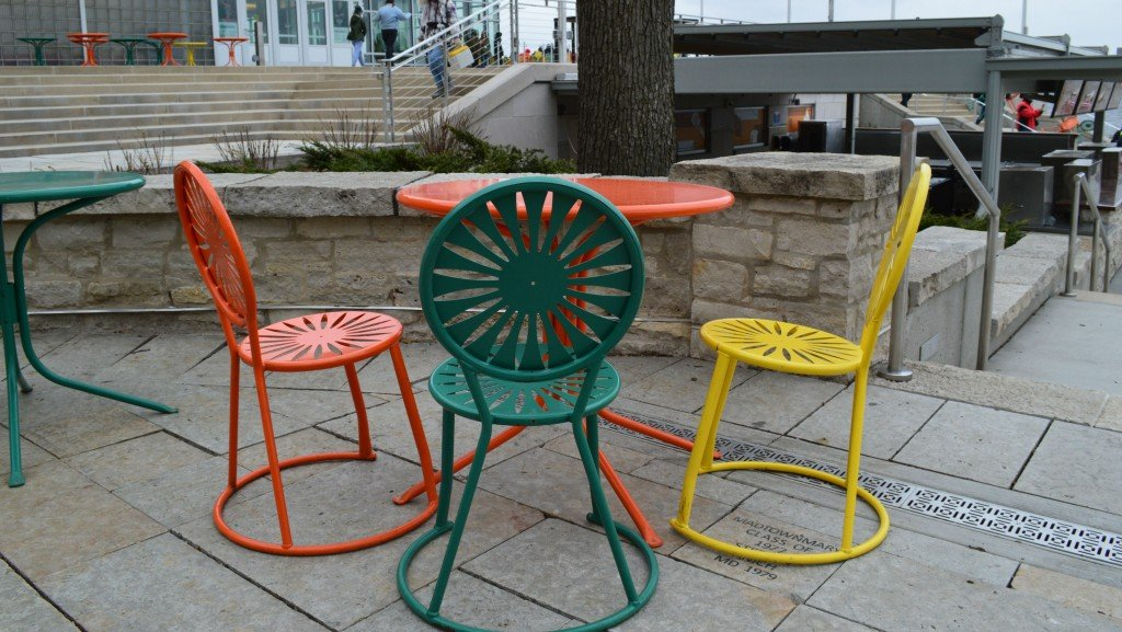 PHOTOS: The Memorial Union Terrace opens for the season