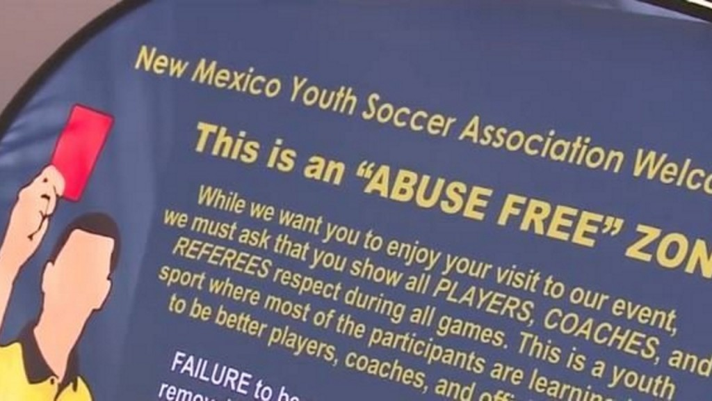 Soccer parents 'abusive' behavior blamed for ref shortage