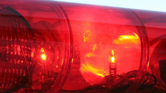Driver strikes hay bale in roadway, killed in head-on crash