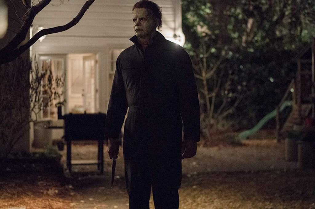 'Halloween' grabs one of the biggest horror openings ever