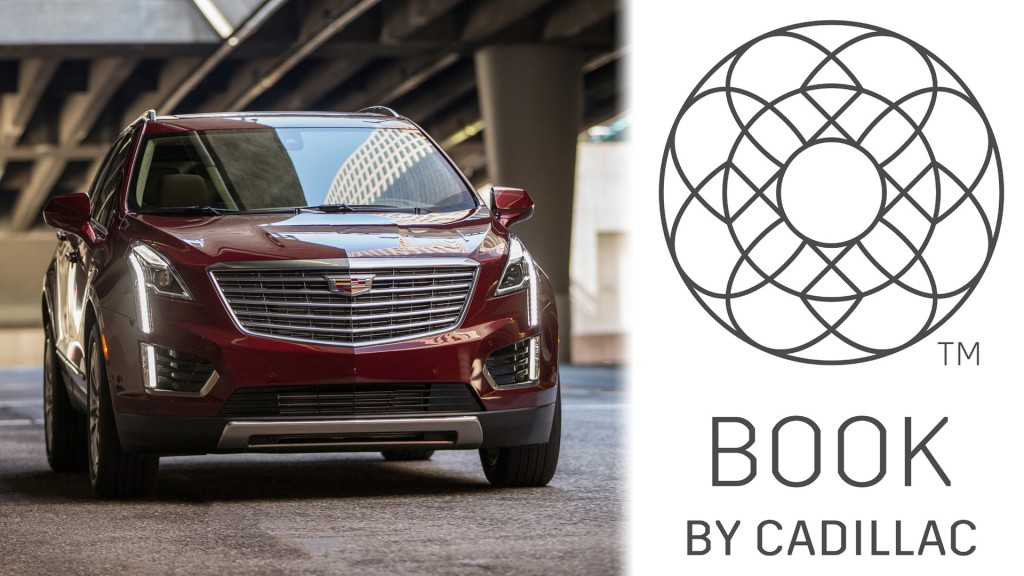 Cadillac starts 'Netflix' for cars