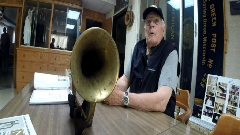 Discovery of Civil War bugle creates mystery