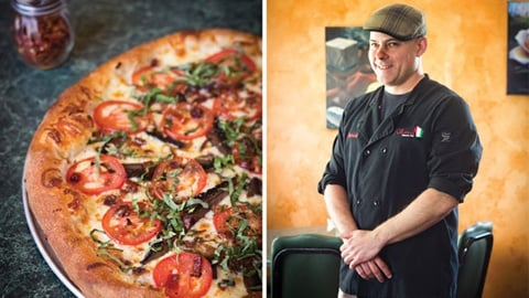 Farm-to-Table Pizza at Salvatore's