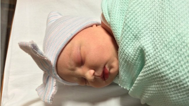 Meriter Hospital delivers first baby of 2016