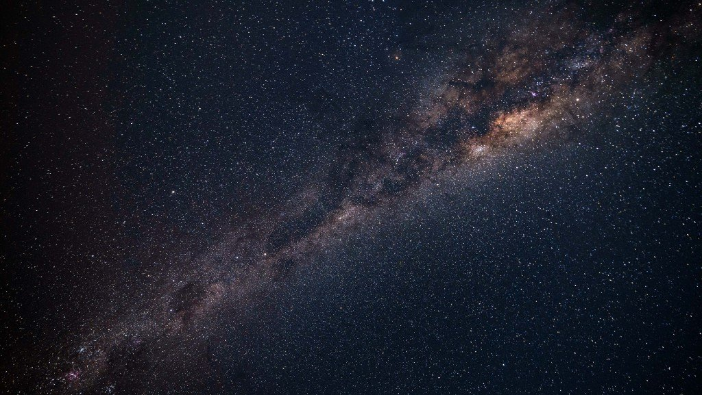 How much weight would the Milky Way weigh if the Milky Way could be weighed?