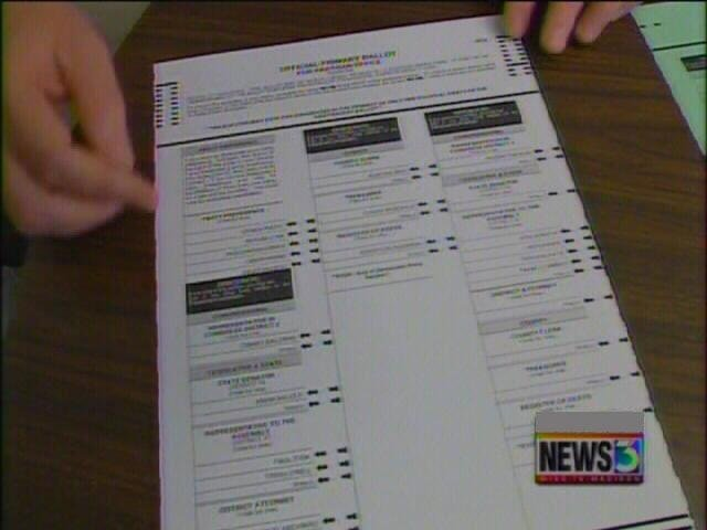 Names of candidates for spring election certified