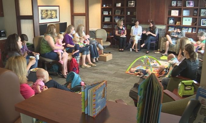 Meriter provides support group for family with premature babies
