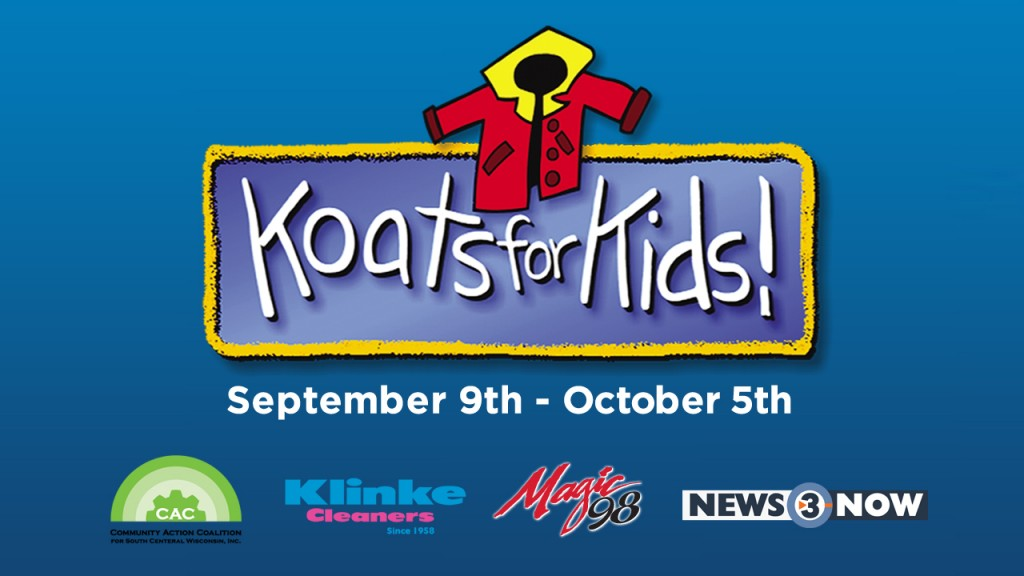 'A little love inside each pocket': how your Koats for Kids donation makes an impact