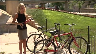Downtown area sees increases in bike thefts