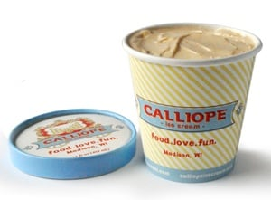 Calliope Ice Cream Coming to Ian's Pizza on State