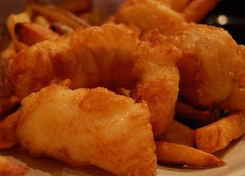 Customer turned away from all-you-can-eat fish fry