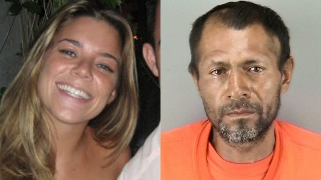 Gun conviction overturned for immigrant acquitted in Kate Steinle death
