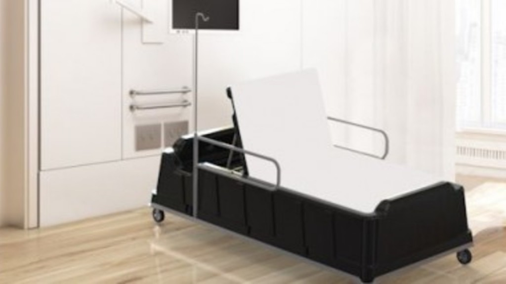 A new design for a hospital bed