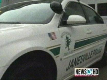 Janesville man arrested on domestic violence charge