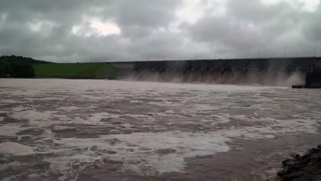 Army Corps of Engineers reducing Oklahoma dam output