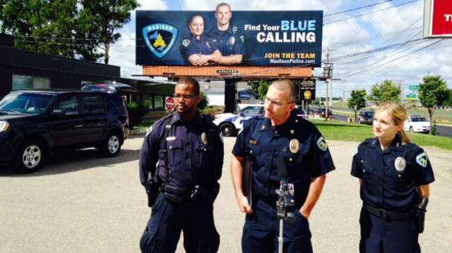 MPD focuses on recruiting local officers