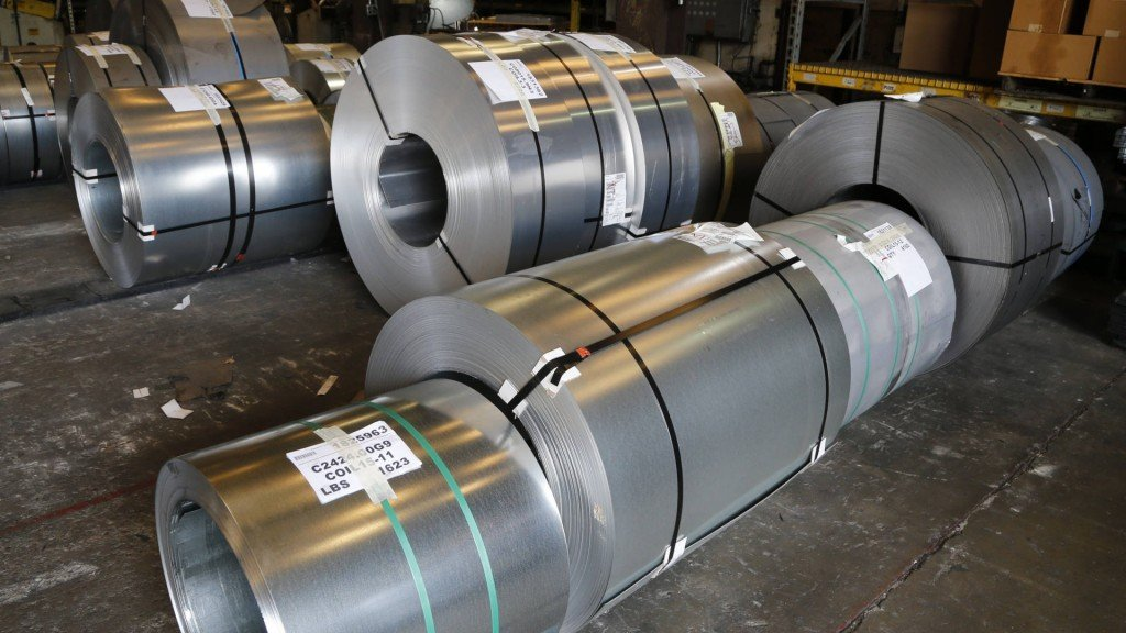 US imposes duties on some steel products from China and Mexico