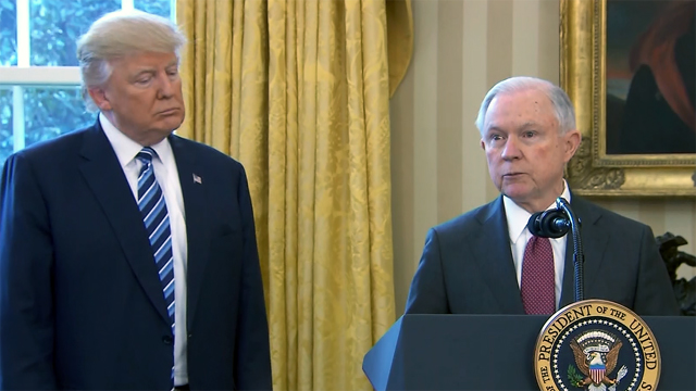 Trump pressured Sessions on multiple occasions to overturn recusal