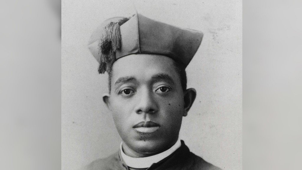 Former slave, first black Catholic priest takes step toward sainthood