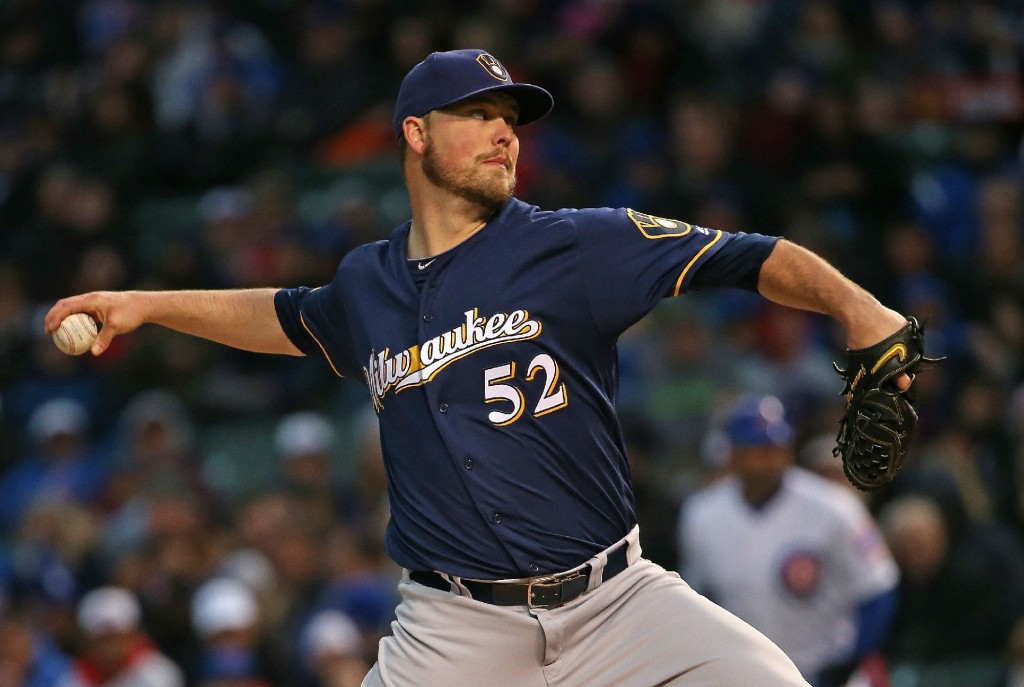 Brewers open first series in Oakland in 14 years