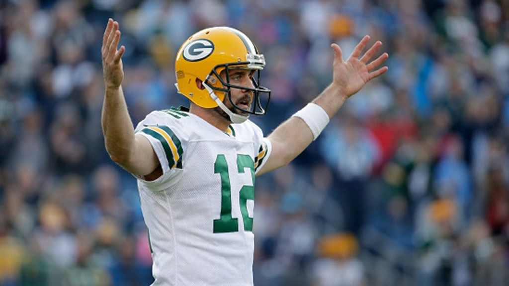 Aaron Rodgers a full participant at Packers practice