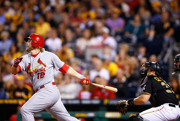 MLB roundup: Cards take first game of pivotal series vs. Pirates