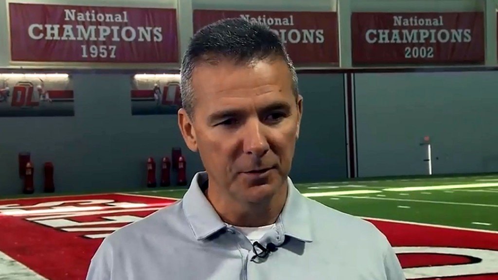 Ohio State's Meyer apologizes to former assistant's ex-wife