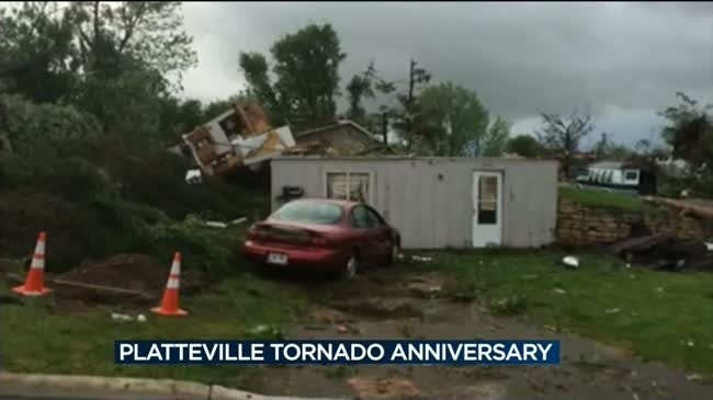Platteville woman still recovering 2 years after tornado