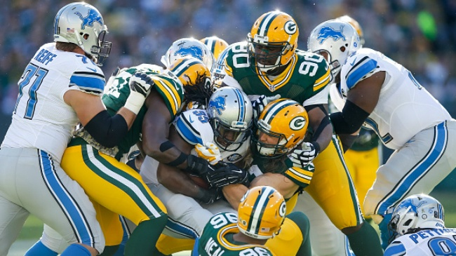 Packers-Lions moved to New Year's night