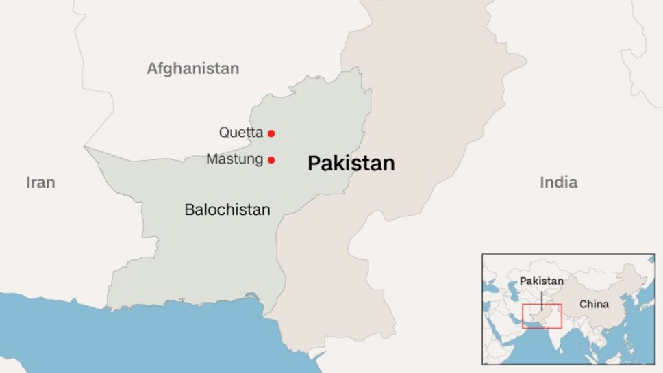 'Grave concern' over Chinese teachers reportedly killed by ISIS in Pakistan