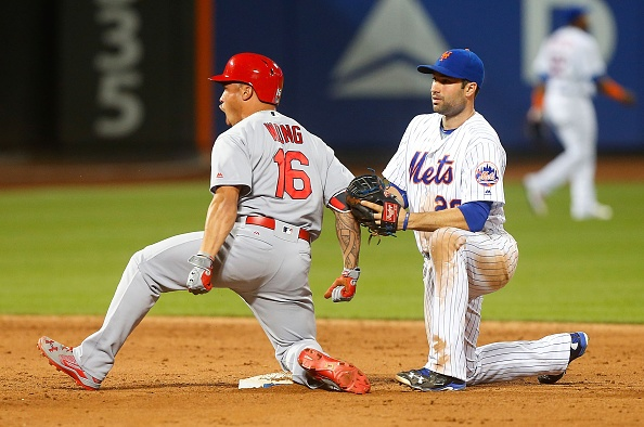 Wong double the difference as Cards edge Mets