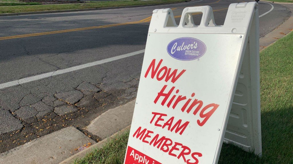 Help wanted in employee-driven market