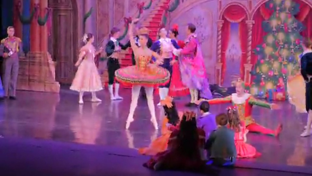 Moscow Ballet's 'Great Russian Nutcracker' promotes peace