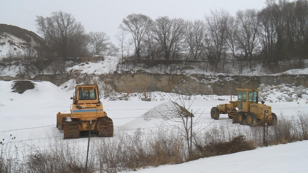 Neighbors want quarry permit pulled over blasts