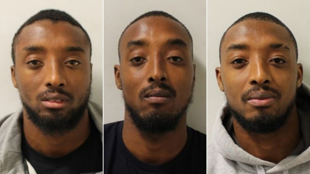 Triplets who tried to exploit identical DNA jailed for gun crimes