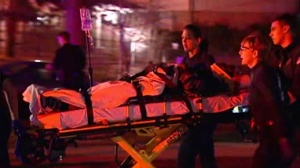 Two injured in west side shooting