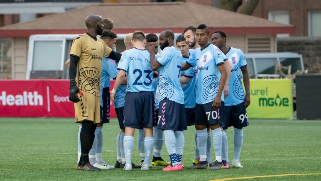A look at Forward Madison FC's inaugural roster