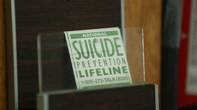 Global suicide rates down since 1990, study finds