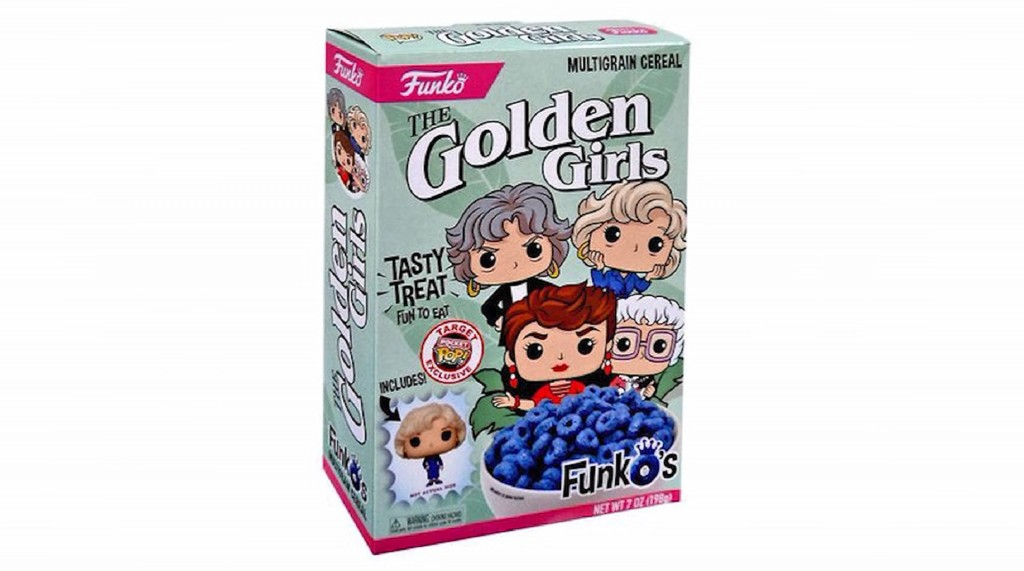 You can now buy 'Golden Girls' cereal