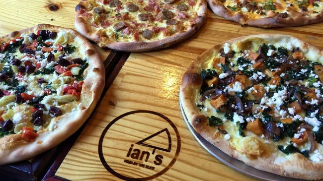 Ian's Pizza in Madison prepares to try out breakfast