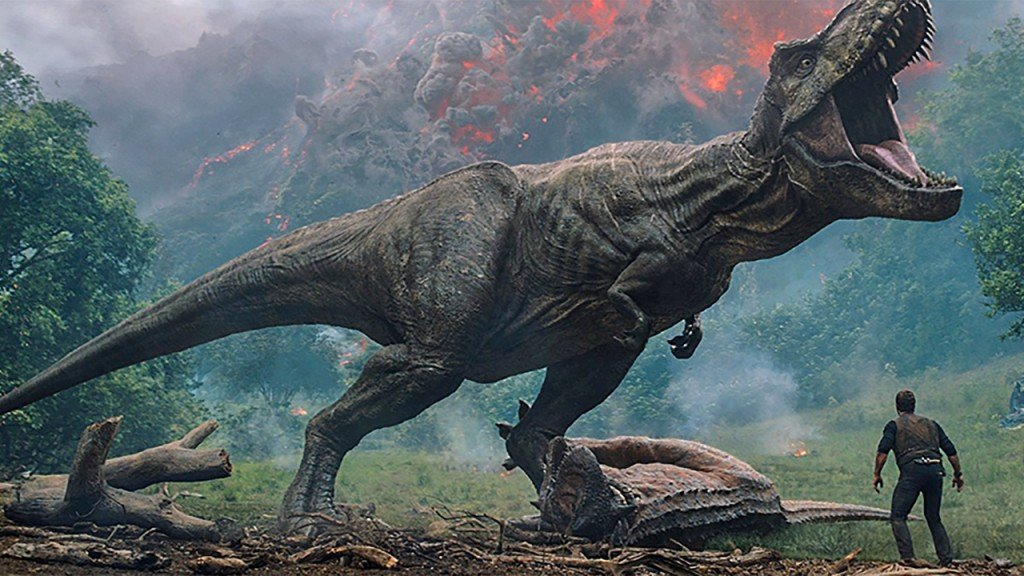 Jurassic World sequel crosses $700 million at global box office