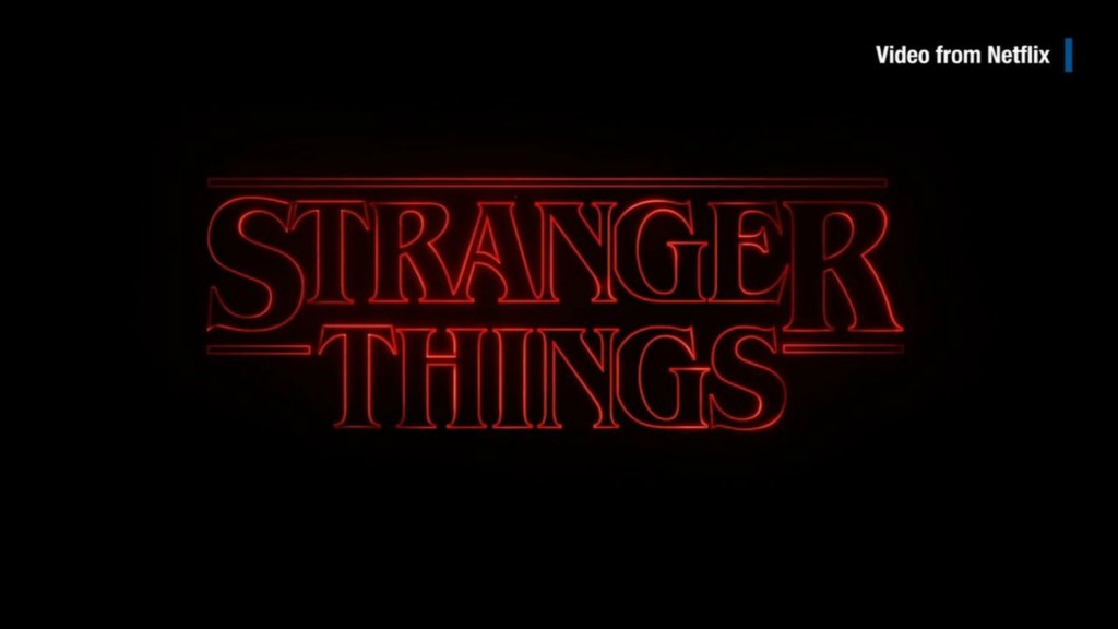 Netflix says 'Stranger Things' mobile video game coming in 2020