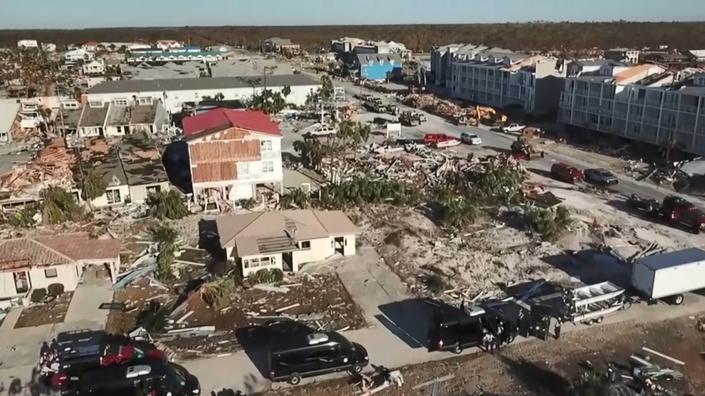 Hurricane Michael death toll climbs to 18